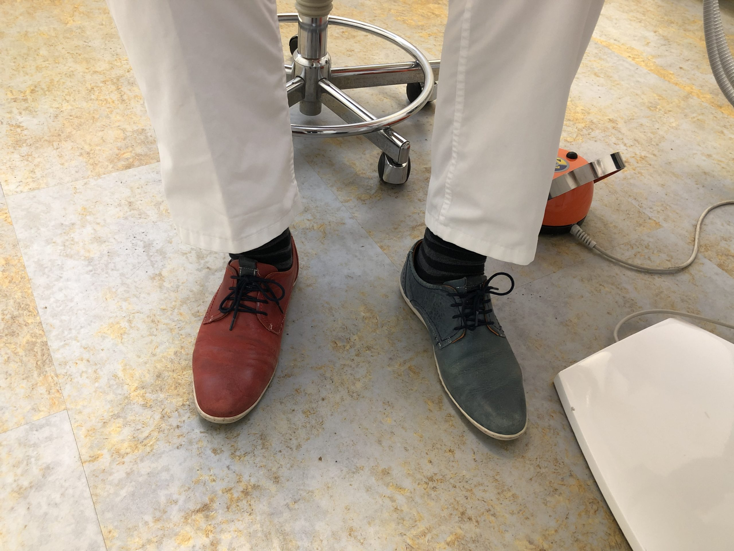"""Verschillende schoenen"""